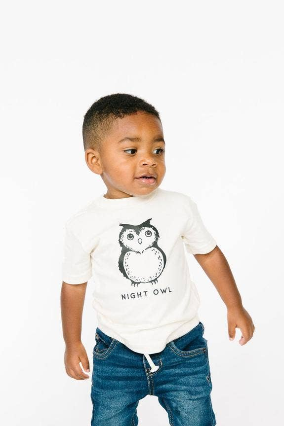 Night Owl Tee