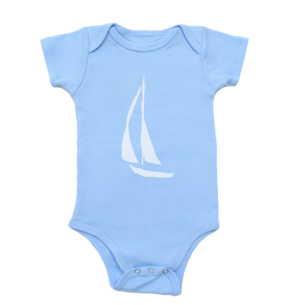 Sailboat One Piece