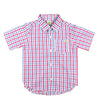 Checker Short Sleeve