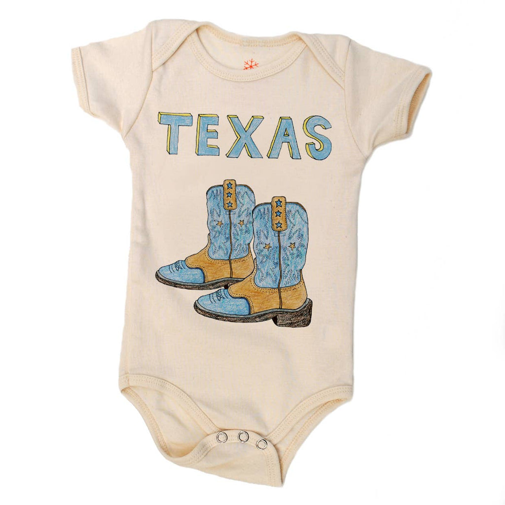 Texas Boots One Piece