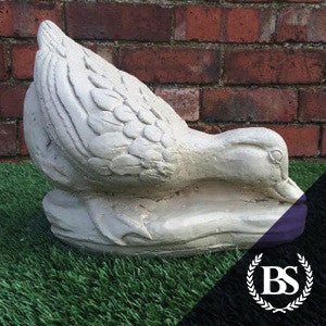 Drinking Duck - Garden Ornament Mould | Brightstone Moulds