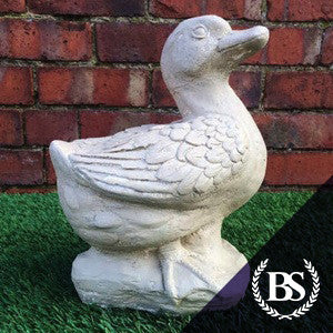Standing Duck - Garden Ornament Mould | Brightstone Moulds