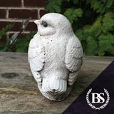 Fat Bird - Garden Ornament Mould | Brightstone Moulds