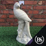 Parrot - Garden Ornament Mould | Brightstone Moulds