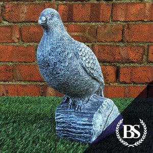 Pigeon - Garden Ornament Mould | Brightstone Moulds