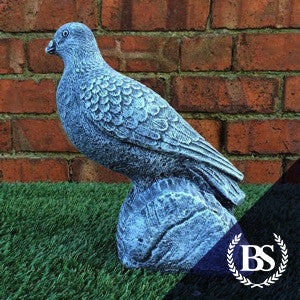 Pigeon Garden Ornament Mould Brightstone Moulds