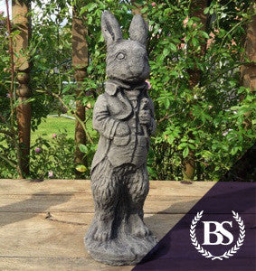 Small Peter Rabbit - Garden Ornament Mould | Brightstone Moulds