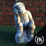 Ever Hopeful Fisherman - Garden Ornament Mould | Brightstone Moulds