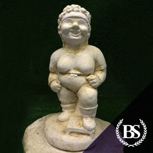 Fitness Instructor - Garden Ornament Mould | Brightstone Moulds