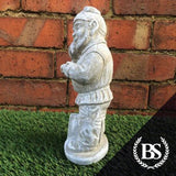 Gnome Working - Garden Ornament Mould | Brightstone Moulds