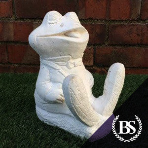 Happy Frog - Garden Ornament Mould | Brightstone Moulds