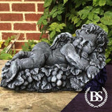 Cherub Grapes - Garden Ornament Mould | Brightstone Moulds