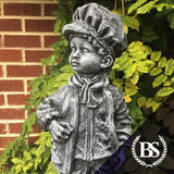 Victorian Boy - Garden Ornament Mould | Brightstone Moulds