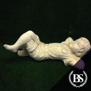 Lazy Boy - Garden Ornament Mould | Brightstone Moulds