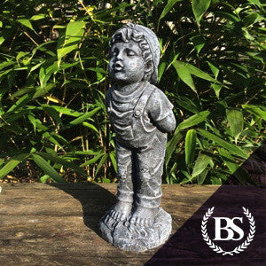 Kissing Boy - Garden Ornament Mould | Brightstone Moulds