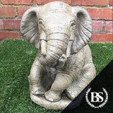 Detailed Elephant Ornament