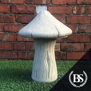 Large Mushroom - Garden Ornament Mould | Brightstone Moulds