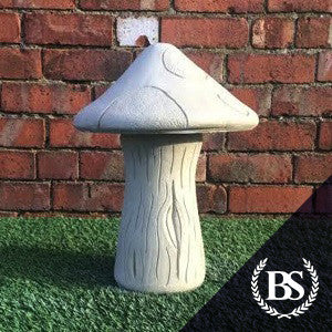 Large Toadstool - Garden Ornament Mould | Brightstone Moulds