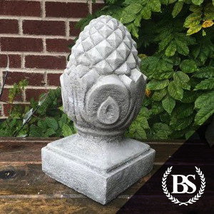 Acorn Pier Cap - Garden Ornament Mould | Brightstone Moulds