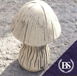 Tall Top Mushroom - Garden Ornament Mould | Brightstone Moulds