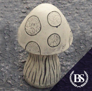 Tall Top Toadstool - Garden Ornament Mould | Brightstone Moulds