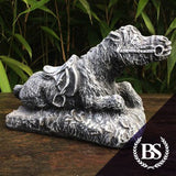 Horse Laying - Garden Ornament Mould | Brightstone Moulds