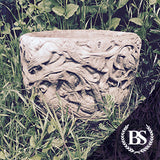 Decorative Wildlife Planter  - Garden Ornament Mould | Brightstone Moulds