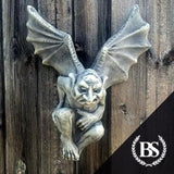 Gargoyle Wings Garden Wall Plaque
