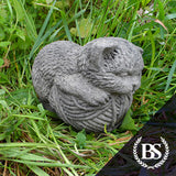 Kitten with Yarn Ball - Garden Ornament Mould | Brightstone Moulds