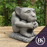 Sitting Gremlin - Garden Ornament Mould | Brightstone Moulds