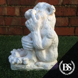 Troll Picking Nose - Garden Ornament Mould | Brightstone Moulds