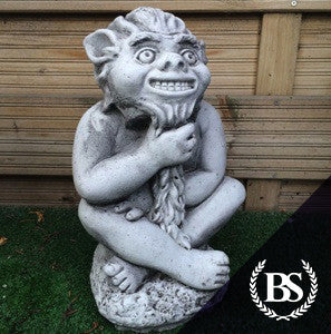 Imp Beard - Garden Ornament Mould | Brightstone Moulds