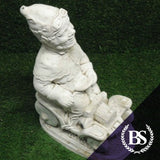 Gnome in Car - Garden Ornament Mould | Brightstone Moulds
