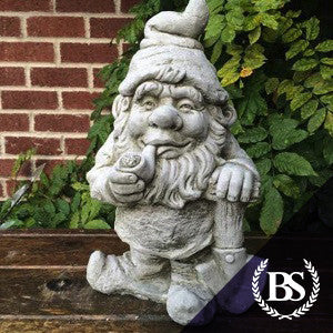 Smoking Dwarf - Garden Ornament Mould | Brightstone Moulds