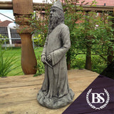 Wizard - Garden Ornament Mould | Brightstone Moulds