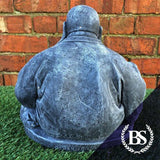 Fat Buddha - Garden Ornament Mould | Brightstone Moulds