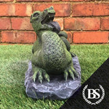 Dragon - Garden Ornament Mould | Brightstone Moulds