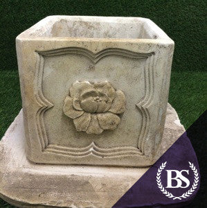 Flower Planter - Garden Ornament Mould | Brightstone Moulds