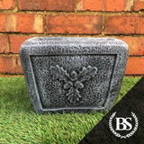 Tudor Rose Planter - Garden Ornament Mould | Brightstone Moulds