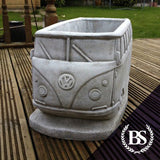 VW Camper Van Planter - Garden Ornament Mould | Brightstone Moulds