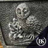 Owl Planter - Garden Ornament Mould | Brightstone Moulds