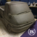 Transit Van Planter - Garden Ornament Mould | Brightstone Moulds