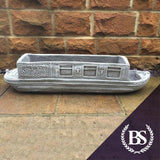 Narrow Boat Planter - Garden Ornament Mould | Brightstone Moulds