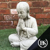 Praying Buddha Boy Ornament
