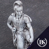 Roman Soldier - Garden Ornament Mould | Brightstone Moulds