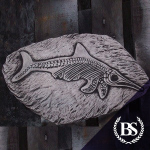 Fish - Garden Ornament Mould | Brightstone Moulds