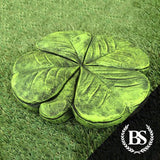 Four Leaf Clover - Garden Ornament Mould | Brightstone Moulds