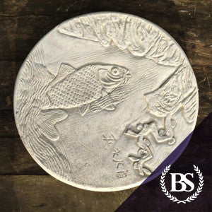 Koi Carp - Garden Ornament Mould | Brightstone Moulds