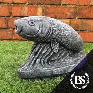 Carp - Garden Ornament Mould | Brightstone Moulds
