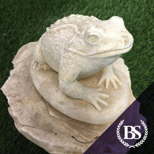 Toad Two - Garden Ornament Mould | Brightstone Moulds